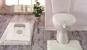 Alafranga Tuvalet Tıkanması